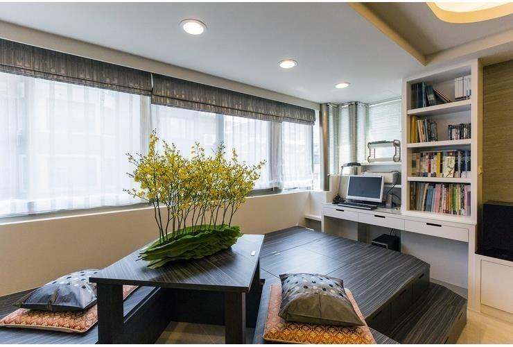 延伸五感  大於26坪坪效的現代美宅