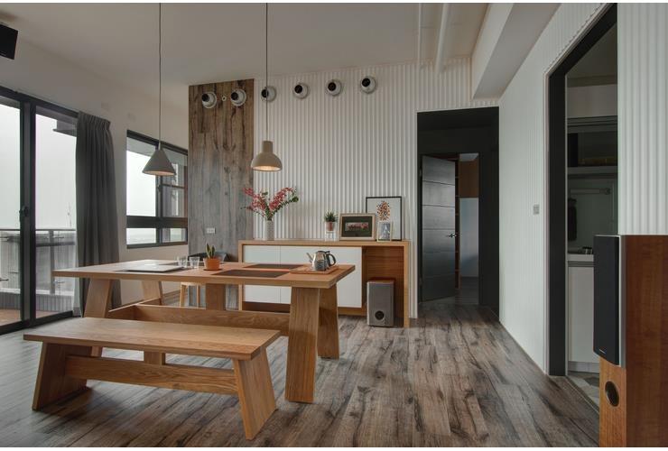 Apartment T  Linkou