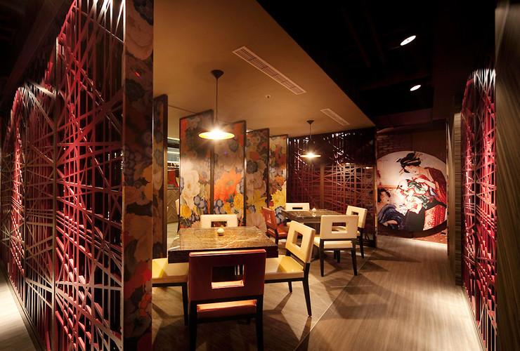 海壽司慶成店-日式時尚  精簡的奢華涵養