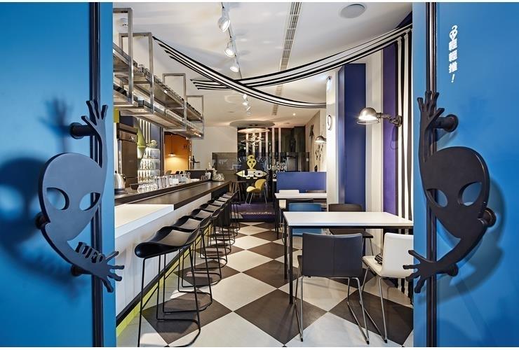 U.F.O創意餐廳