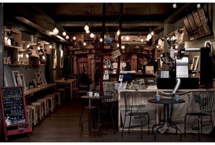 歐塔克咖啡館
