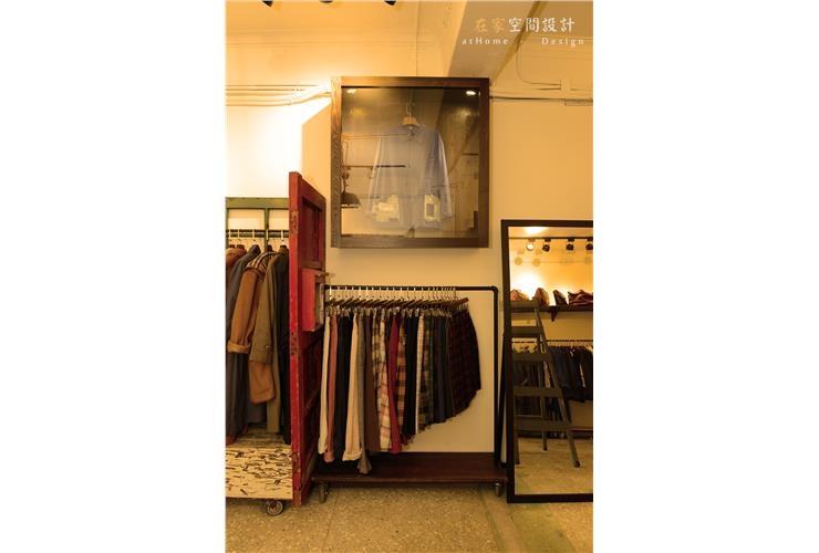 台北赤峰街古著店