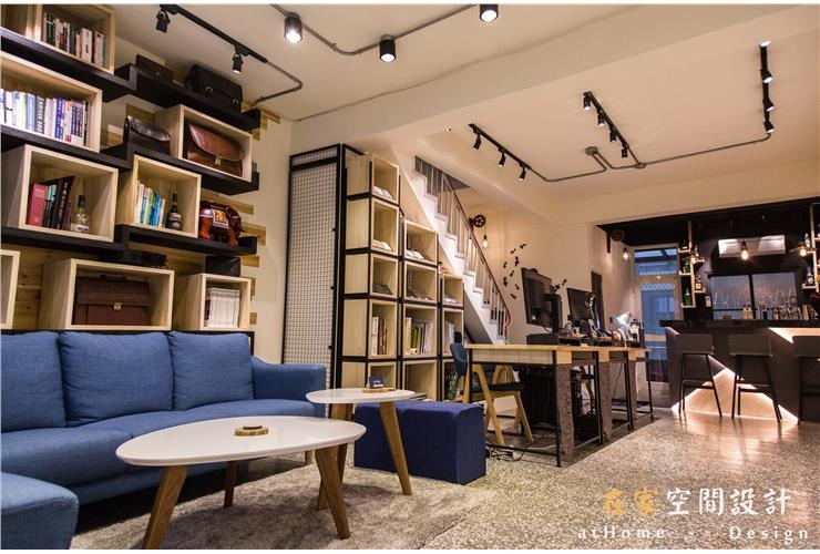 宜蘭在家空間設計(辦公空間)
