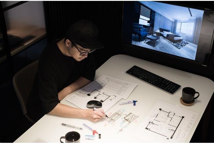 室內設計-辦公空間6