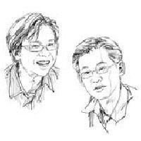 陳鵬旭、王文煒室內設計師