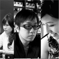 袁筱媛、孟羿彣、黃士華室內設計師