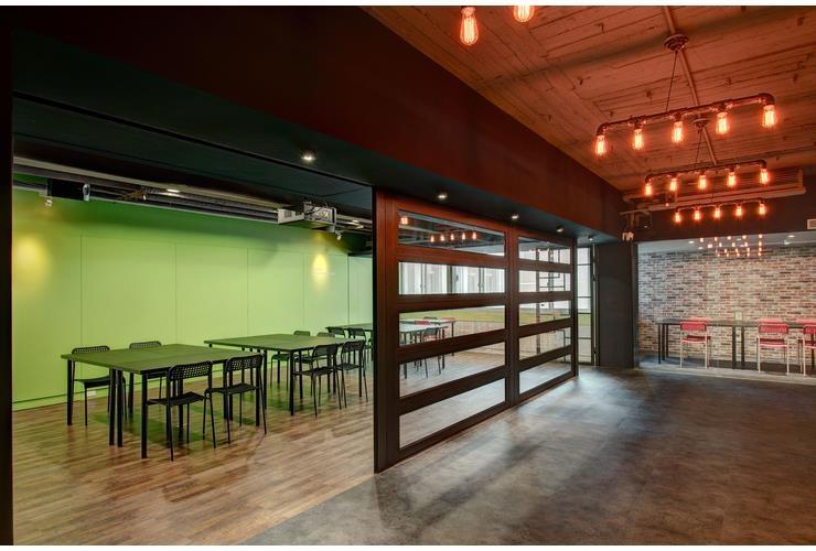 Garage+ Office design