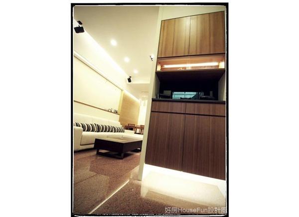 室內設計-壁飾儲櫃3
