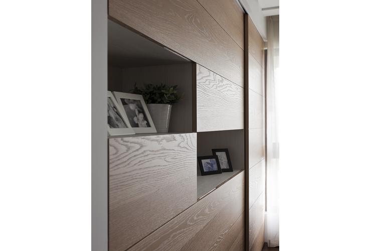 室內設計-壁飾儲櫃1