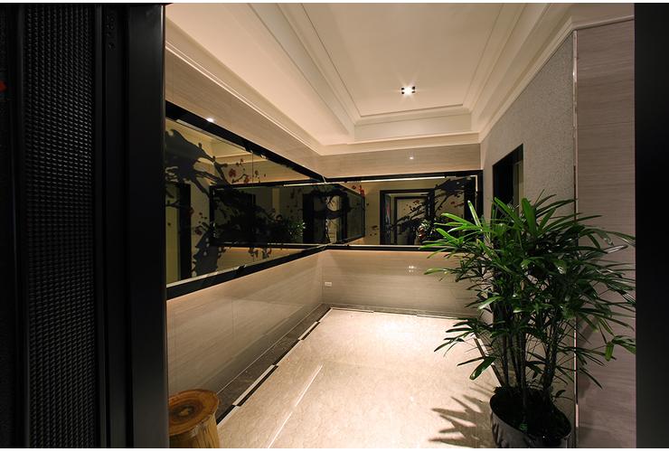 低調奢華的優雅住宅