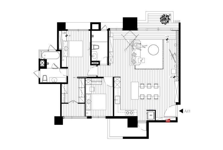 室內設計-設計圖2