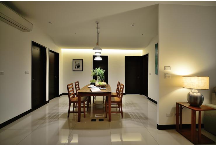 板橋皇冠-45坪北歐居家風裝潢設計