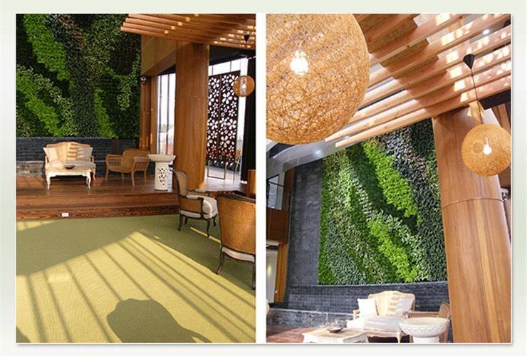 自然元素 綠意空間