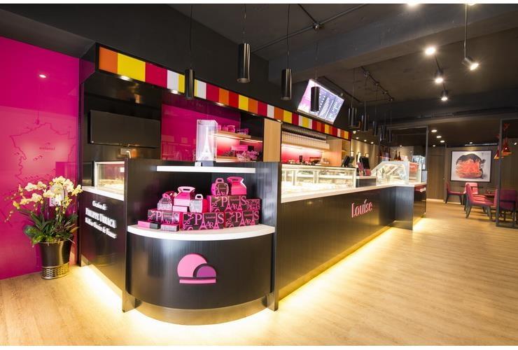 法式甜點店