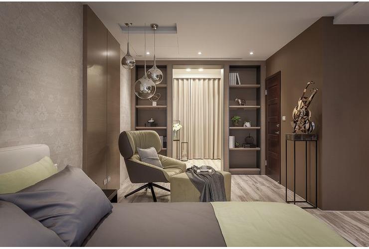 Bedroom,Simplicity