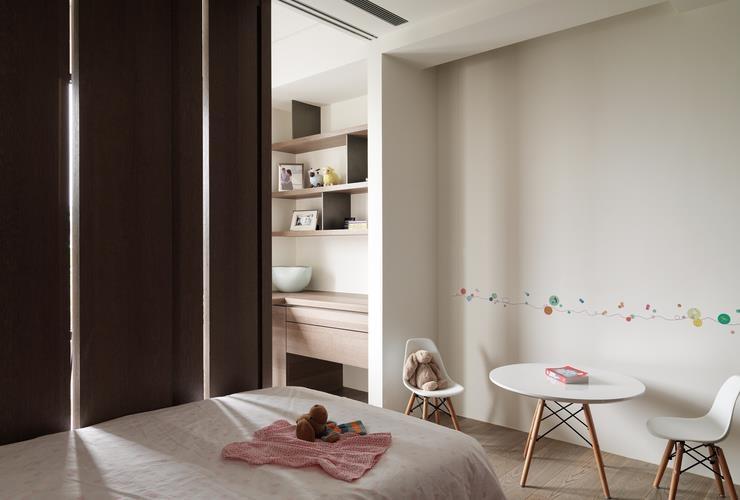 Children's room,Simplicity