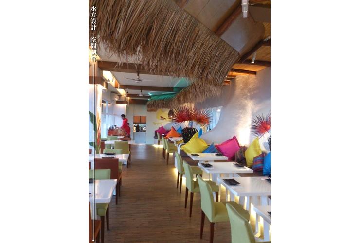 淡水漁人碼頭ALOHA餐廳