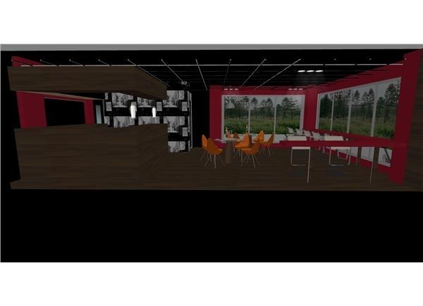 中壢校園美式咖啡廳