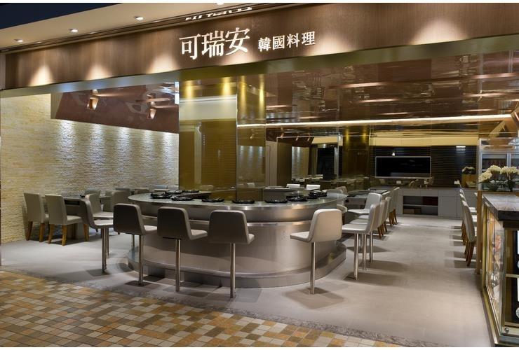 可瑞安韓國料理餐廳 – 台北阪急店
