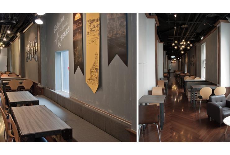Panos Cafe 誠品116