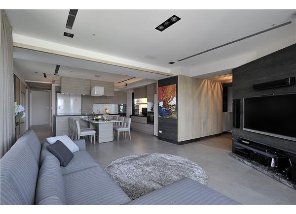 客廳,現代風