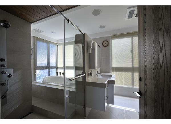 衛浴,現代風