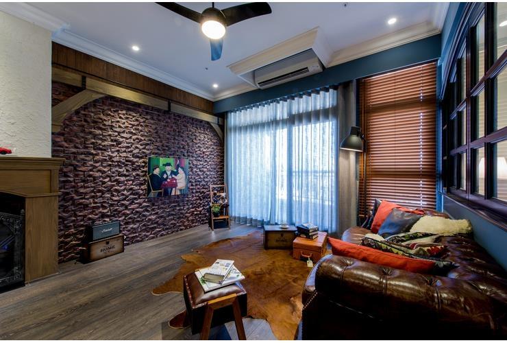 室內設計-客廳11