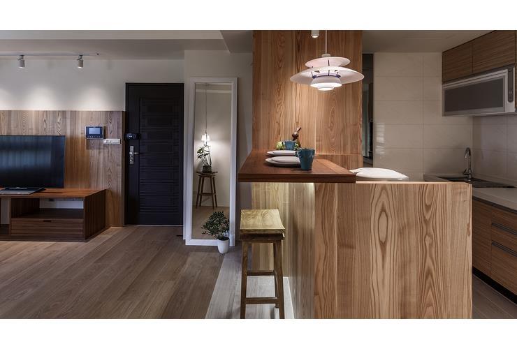 室內設計-吧台1