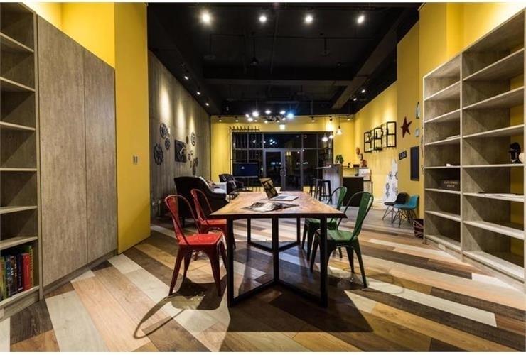 黑晶&森叁室內設計 林口總店