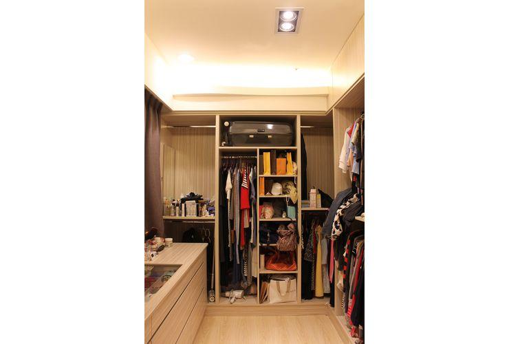 室內設計-更衣室1