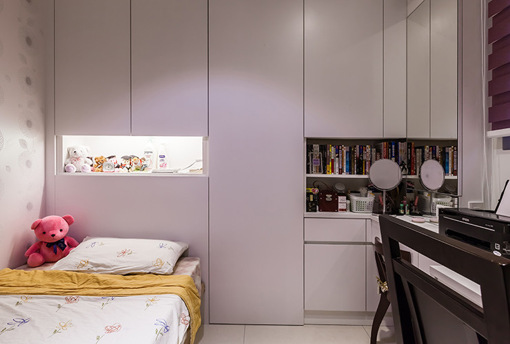 室內設計-臥室4