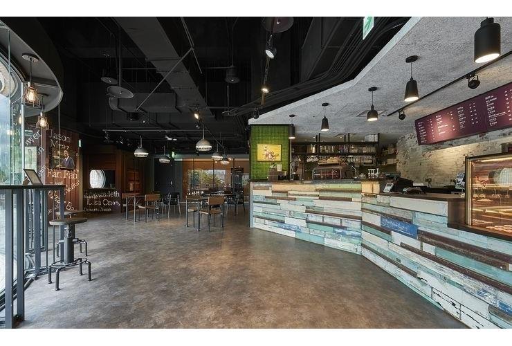 台大後臺咖啡廳,Loft