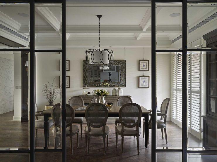 Dining room,American