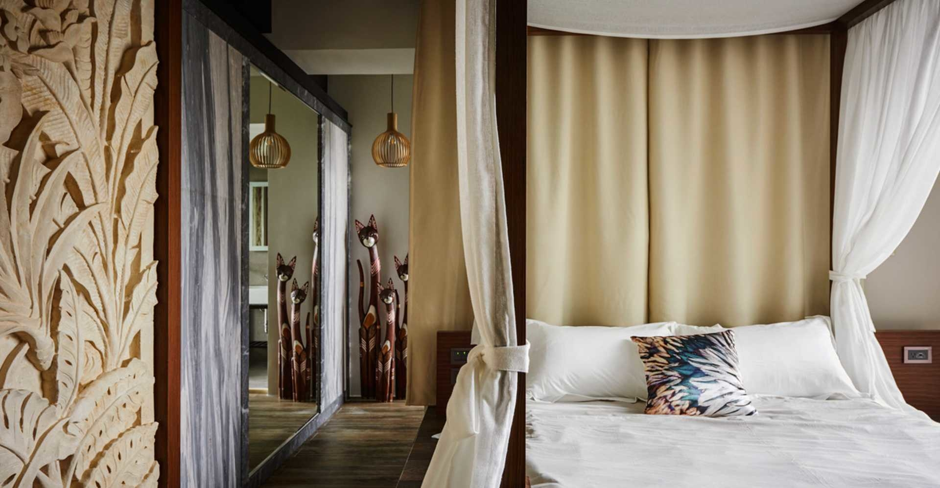 Bedroom,American
