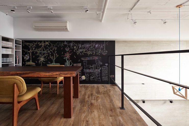 Study room,Loft