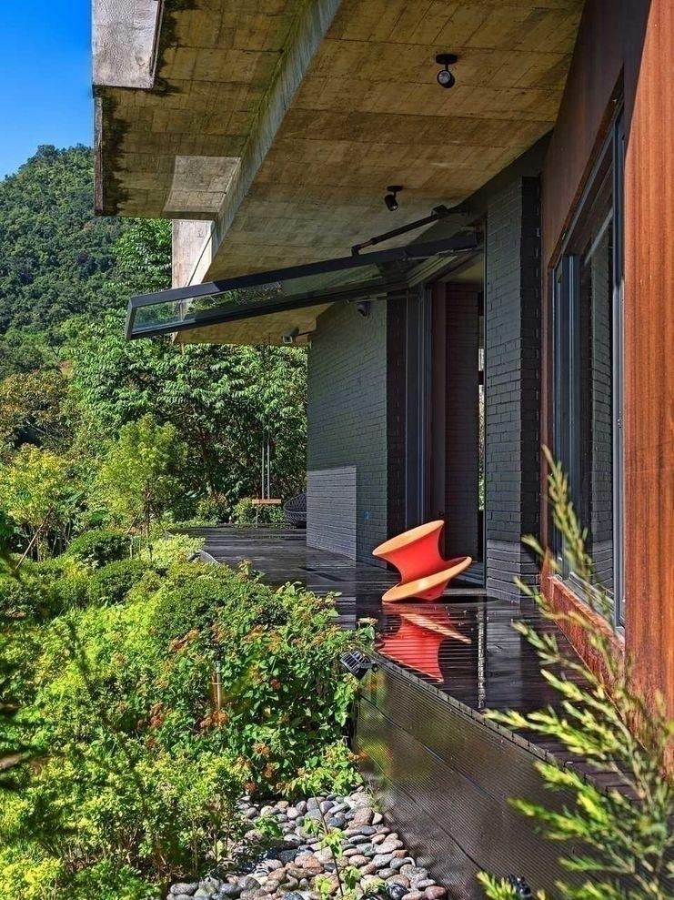 balcony,Modern