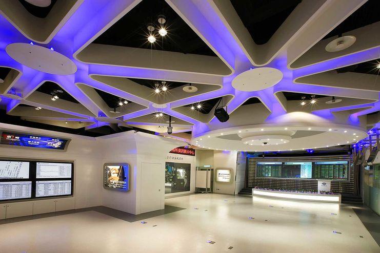 證券交易所展示中心