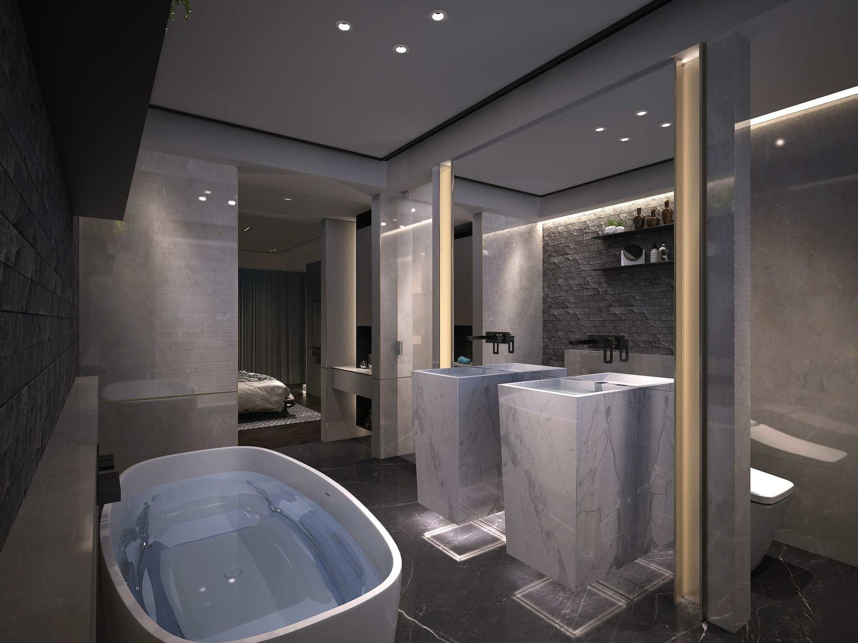 Bathroom,Modern