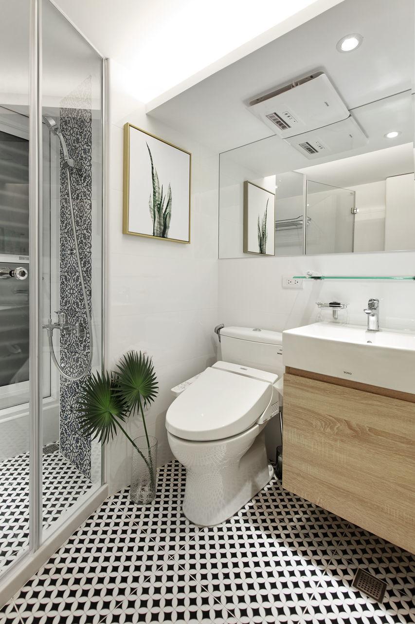 Bathroom,Simplicity