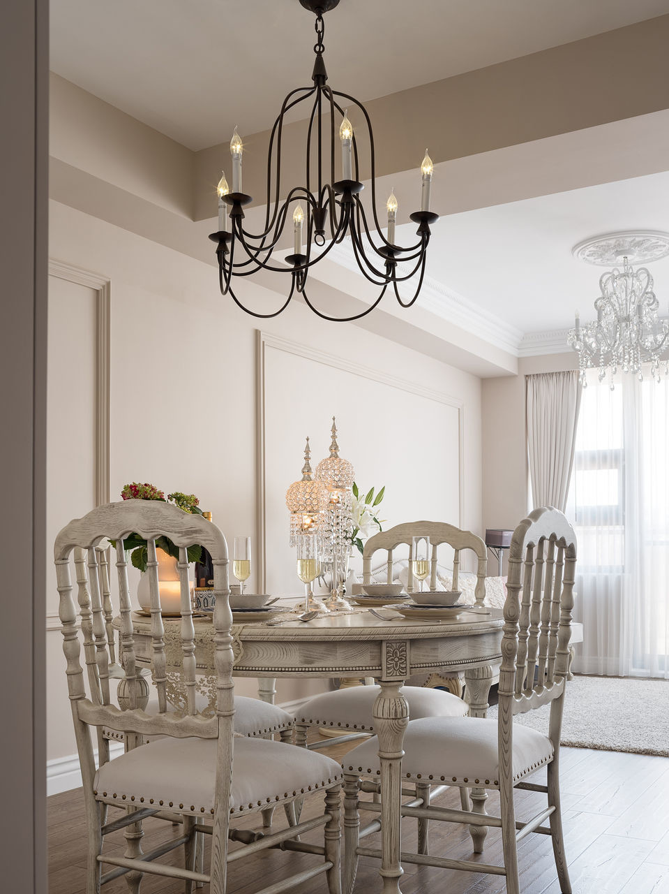 Dining room,Classical