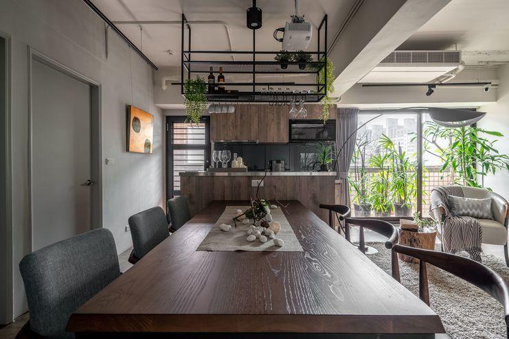Dining room,Modern
