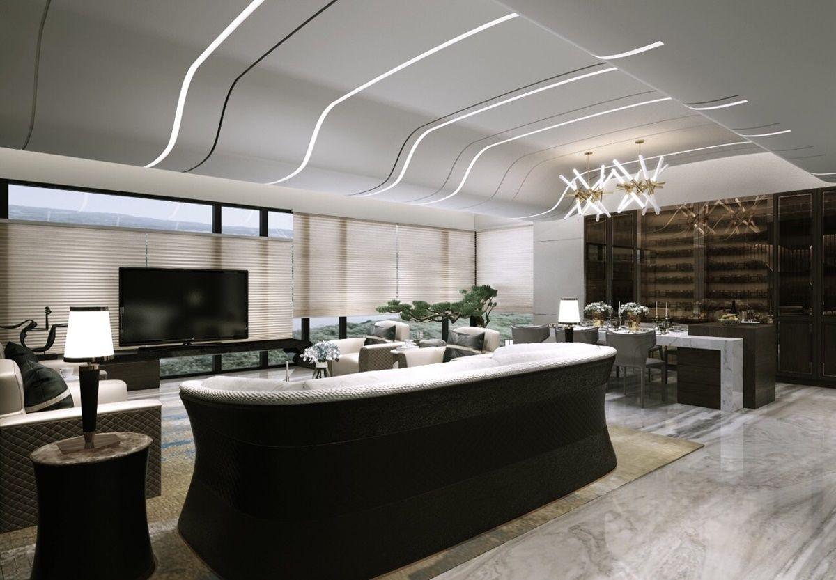 新東方豪邸,Modern
