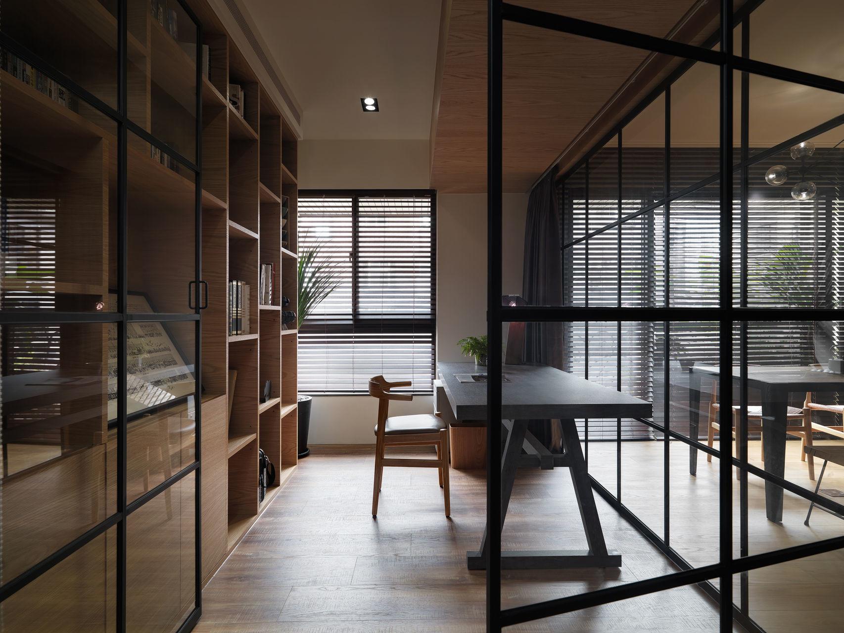 Study room,Modern