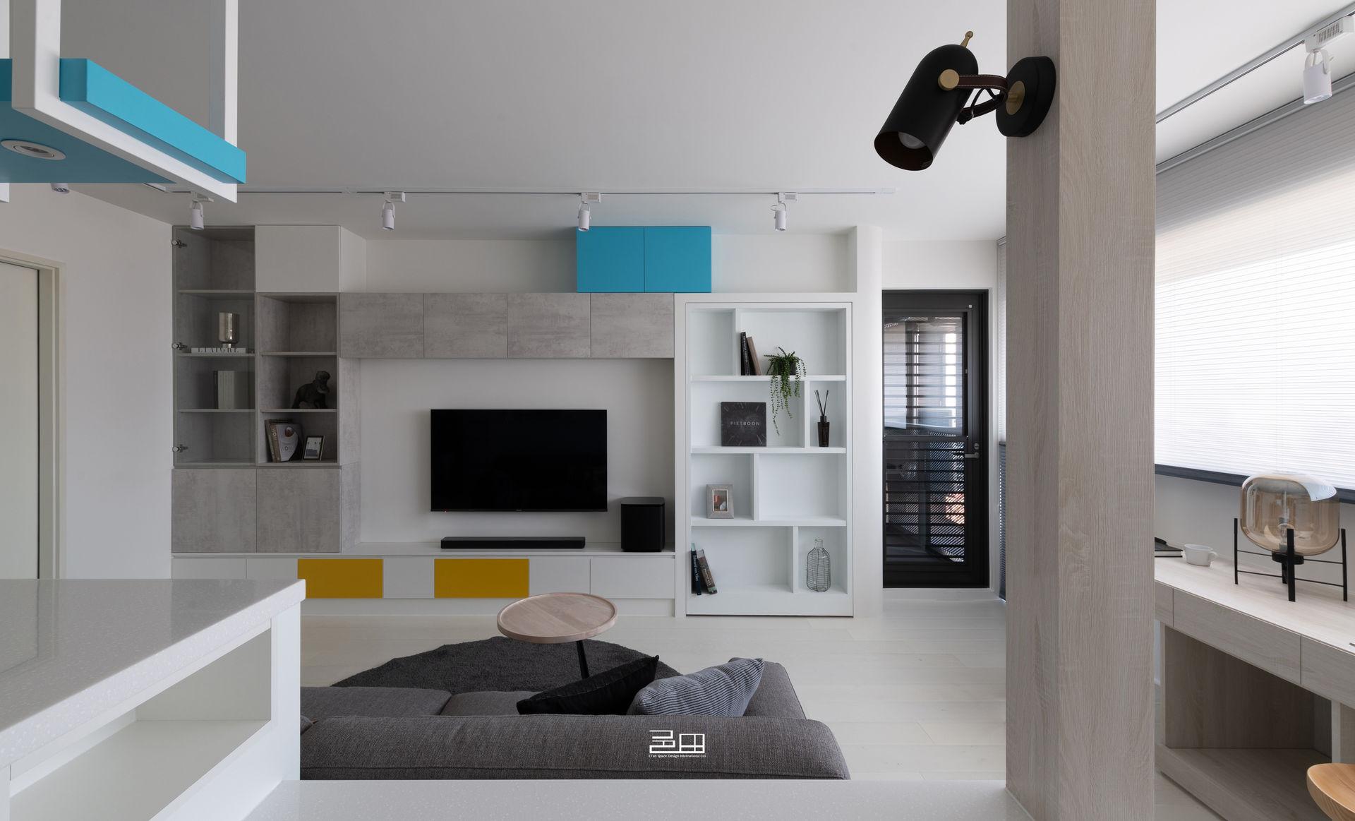 靛白美寓,Simplicity