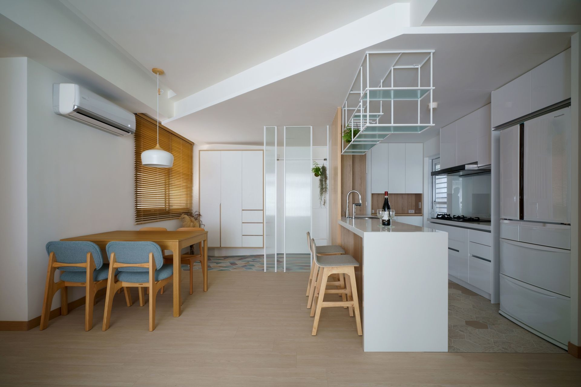 Kitchen,Simplicity