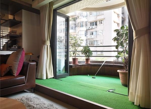 室內設計-陽台1