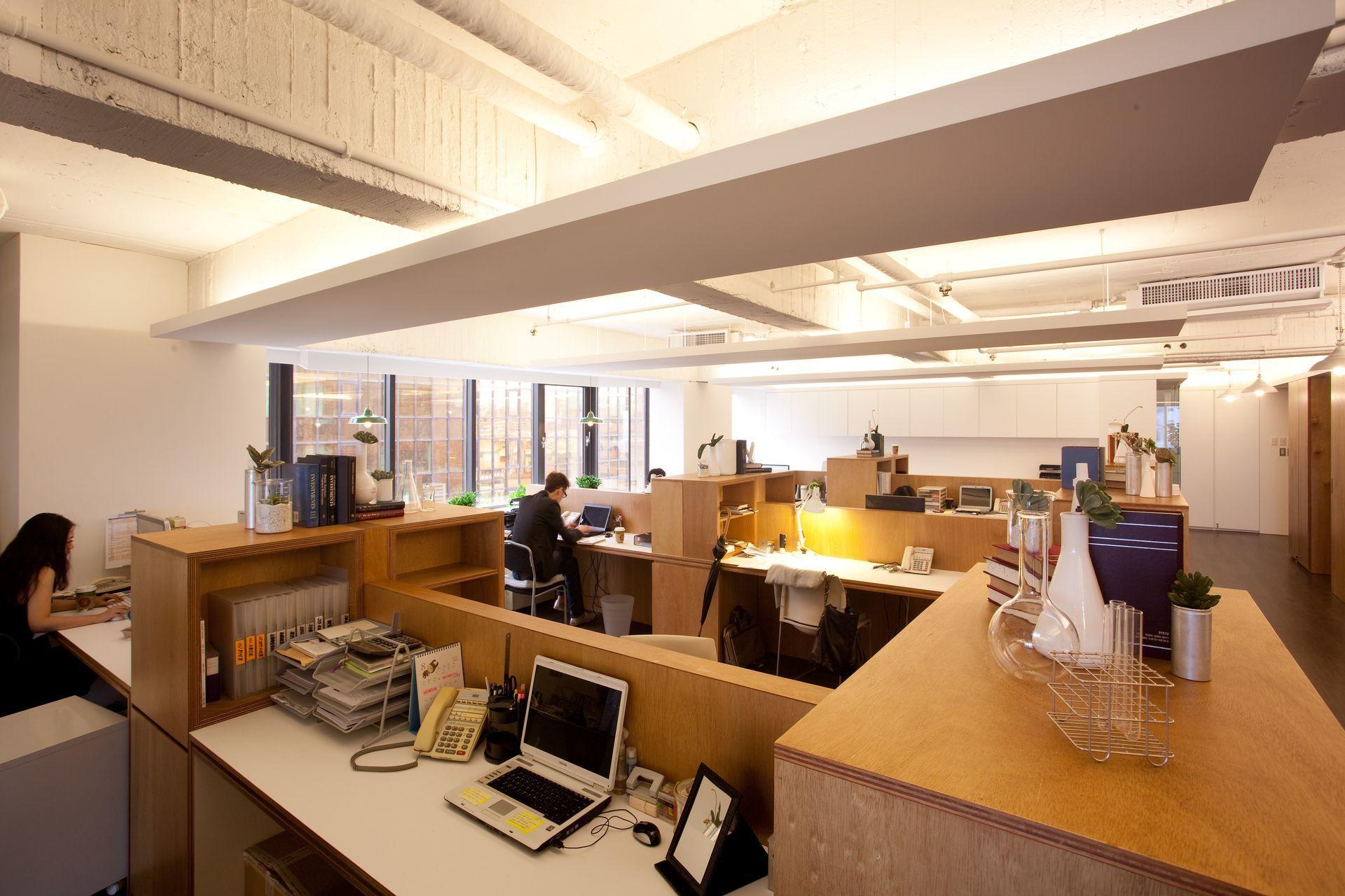 beyoung 辦公室