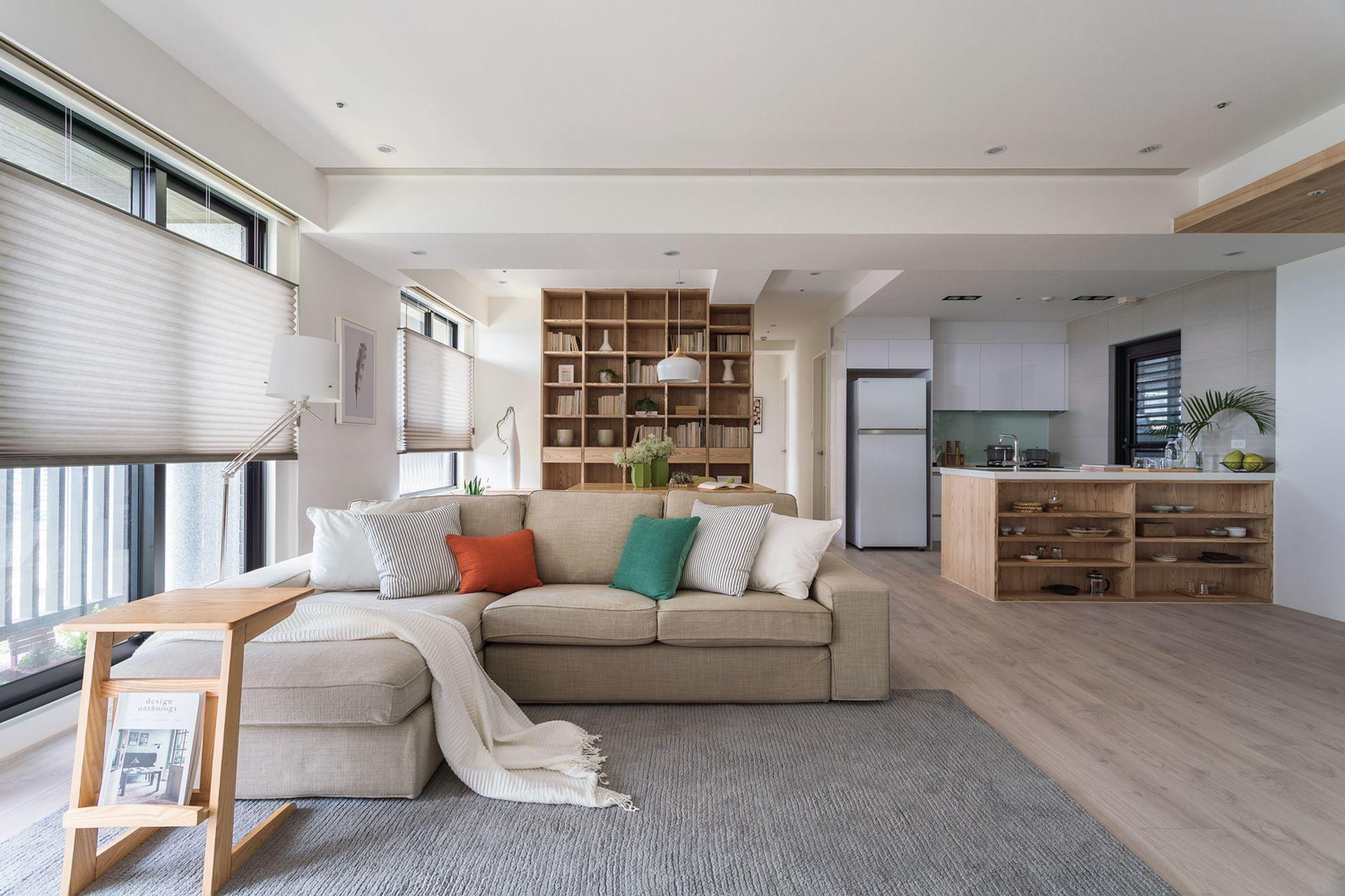 溢木質溫度幸福宅-舒適自在的生活