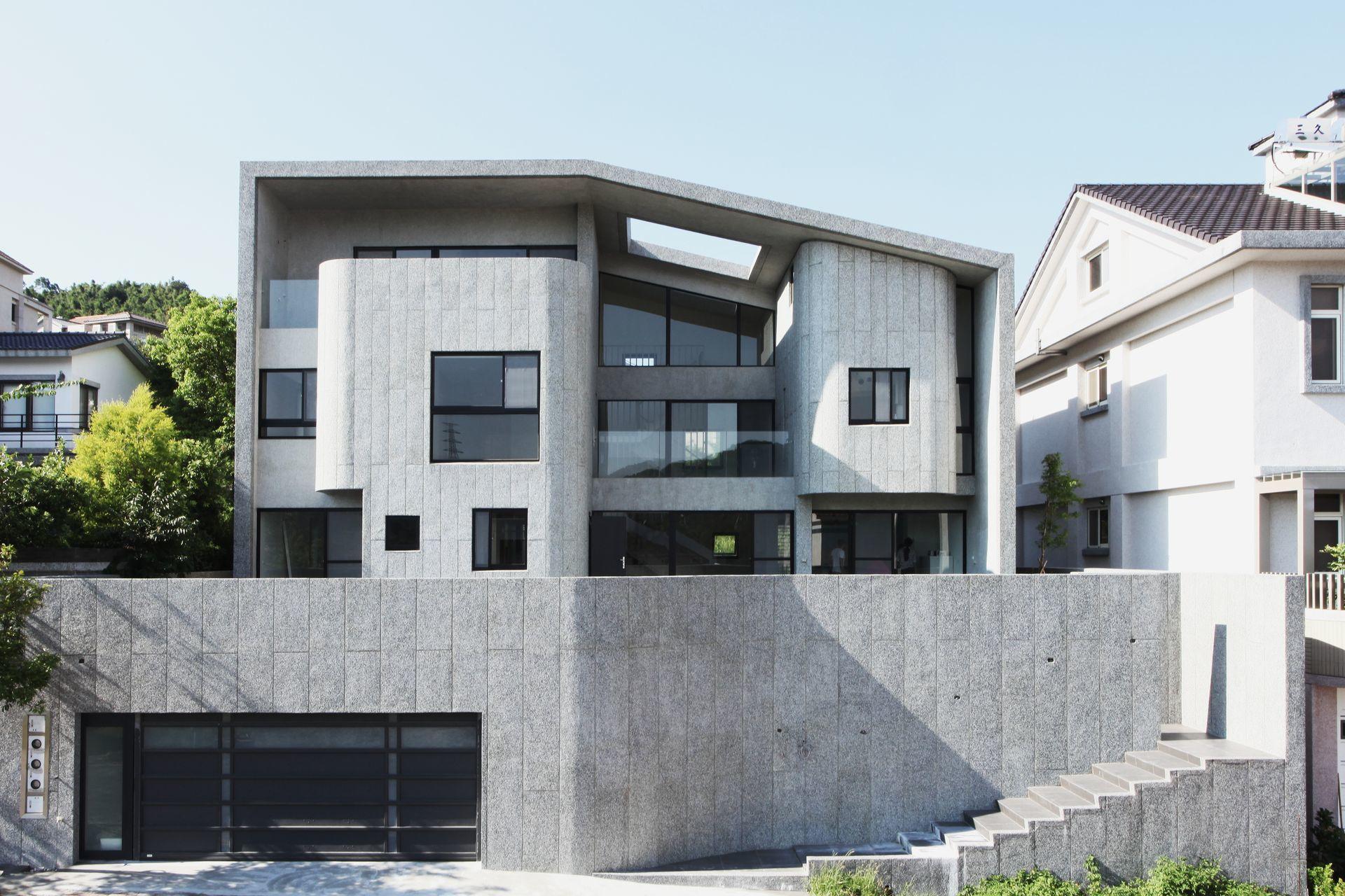 House S 光合之家,Modern