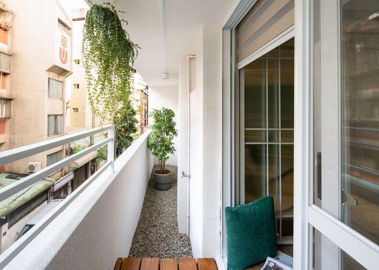 balcony,Mashup